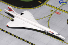 GeminiJets British Airways Concorde(Filton) G-BOAF 1/400 GJBAW1667