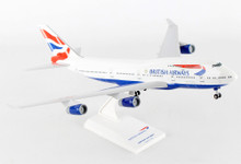 SkyMarks British Airways Boeing 747-400 1/200 SKR304