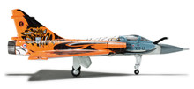 """Herpa French Air Force Dassault Mirage 2000C, EC 1/12 Cambresis """"Tiger Meet 2010"""" 1/200"""