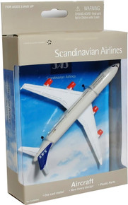 Premier Planes SAS Airbus 340-300 single model PP-SAS6264
