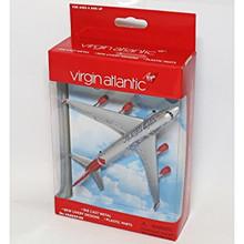 Premier Planes Virgin Boeing 747-400 single model PP-VAA6264
