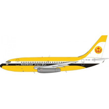 Inflight200 Royal Brunei Airlines Boeing 737-200 VR-UED 1/200 IF732RBA001