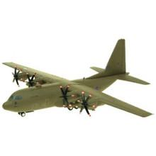 Inflight200 RAF C-130J Hercules ZH884 1/200 IFCL130005