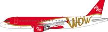 Phoenix Air Asia Airbus A320 'Indonesia' PK-ASX 1/400