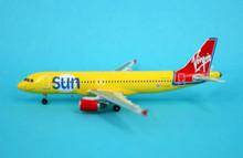 Phoenix Virgin Sun Airbus A320 G-VTAN 1/400