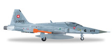 Herpa Swiss Air Force Northrop F-5E Tiger II Fliegerstaffel 8, Meiringen Air Base 1/200