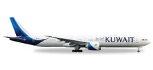 Herpa Kuwait Airways Boeing 777-300ER new colors  9K-AOC 1/500