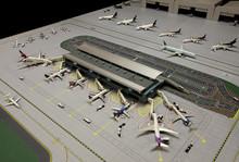 GeminiJets Airport Terminal Set 1/400 (GJARPTB)