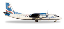 Herpa Yakutia Airlines Antonov AN-24RV - RA-46510 1/200