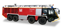 Herpa Scenix - Airport Munich Fire Engine 1/200