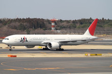 Phoenix (Eagle) JAL Japan Airlines Boeing 777-300ER JA735J 1/200