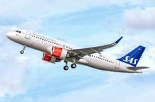 JC Wings SAS Airbus A320Neo LN-RGL 1/200 XX2171