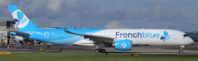 JC Wings French Blue Airbus A350-900 Flaps Down F-HREU 1/200 XX2159A