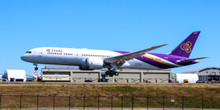 JC Wings Thai Airways Boeing 787-9 HS-TWA 1/200 XXLH2113