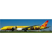 JC Wings Hainan Airlines Boeing 787-9 Flaps Down B-7302 Kung Fu Panda 3 1/400 JCKD4096A