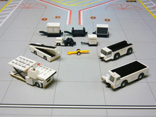 Gemini200 Airport Support Equipment Set 1/200