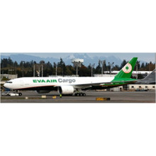 JC Wings EVA Air Cargo Boeing 777-200(LRF) Flaps Down B-16781 1/200