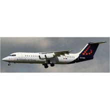 JC Wings Brussels Airlines British Aerospace Avro RJ100 OO-DWD Farewell Avro Version 1/200