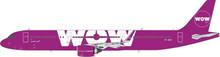 Phoenix WOW Airbus A321Neo TF-SKY 1/400