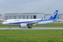 Phoenix ANA Airbus A320Neo JA213A 1/400