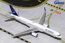 GeminiJets Air Astana Boeing 757-200W P4-MAS 1/400 GJKZR1684