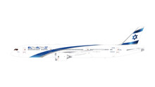 GeminiJets El Al Israel Boeing 787-9 4X-EDA 1/200 G2ELY692