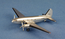 Aeroclassics Air America Curtiss C-46 Commando B-130 1/400