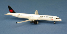 Aeroclassics Air Canada Airbus A321 C-GJWO n/c 1/400