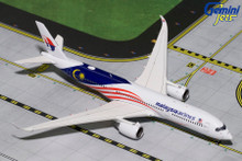 "GeminiJets Malaysia Airlines Airbus A350-900 ""Negaraku"" 9M-MAC 1/400 GJMAS1721"
