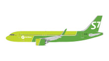 GeminiJets S7/Sibir Airlines Airbus A320neo VQ-BCF 1/200 G2SBI697