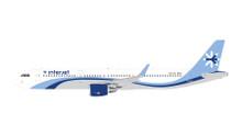 GeminiJets Interjet Airbus A321(S) XA-GEO 1/400 GJAIJ1703