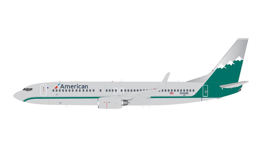 GeminiJets American Airlines Boeing 737-800(W) (Reno Air