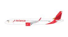 GeminiJets Avianca Airbus A321neo N759AV 1/200 G2AVA700