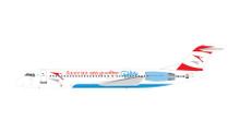 """GeminiJets Austrian Airlines F-100 """"Goodbye Fokker"""" OE-LVE 1/400 GJAUA1740"""