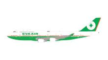 "GeminiJets EVA Air Boeing 747-400 B-16411 ""Final Flight""1/400 GJEVA1694"