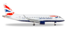 Herpa British Airways Cityflyer Embraer E170 G-LCYG 1/500 531092
