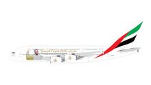 GeminiJets Emirates Airbus A380 'Sheik Zayed' 1/400 GJUAE1747