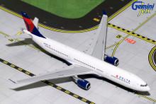 GeminiJets Delta Airbus A330-300 N823NW 1/400 GJDAL1729