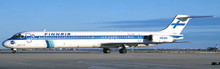 JC Wings Finnair McDonnell Douglas MD-83 OH-LMG 1/200 XX2053