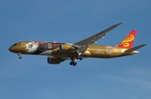 JC Wings Hainan Airlines Boeing 787-9 Dreamliner B-1343 1/200 XX2068