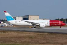 JC Wings Norwegian Airlines Boeing 787-9 Dreamliner G-CKLZ Unicef Livery 1/200 XX2200