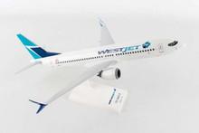 SkyMarks Westjet Boeing 737-MAX8 1/130