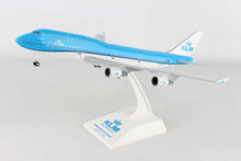 SkyMarks KLM Boeing 747-400 With Gear, New Livery 1/200
