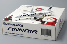 JC Wings Finnair A321 Santa Clause 1/400 LH4039