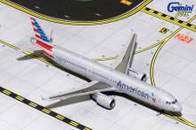 GeminiJets American Airlines Airbus A321 N187US 1/400 GJAAL1704