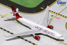 GeminiJets Virgin Atlantic Airbus A330-200 G-VMIK 1/400 GJVIR1763