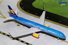 "GeminiJets Icelandair Boeing 757-200(S) ""80th Anniversary"" TF-FIR 1/200 G2ICE676"