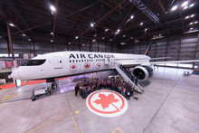 Phoenix Air Canada Boeing 787-9 C-FRSR Olympic Game 1/400
