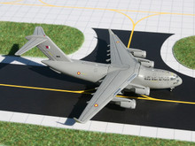 GeminiJets Qatar Air Force C-17 1/400 GMQAF044
