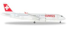 Herpa Swiss International Air Lines Bombardier CS300 - HB-JCB 1/400